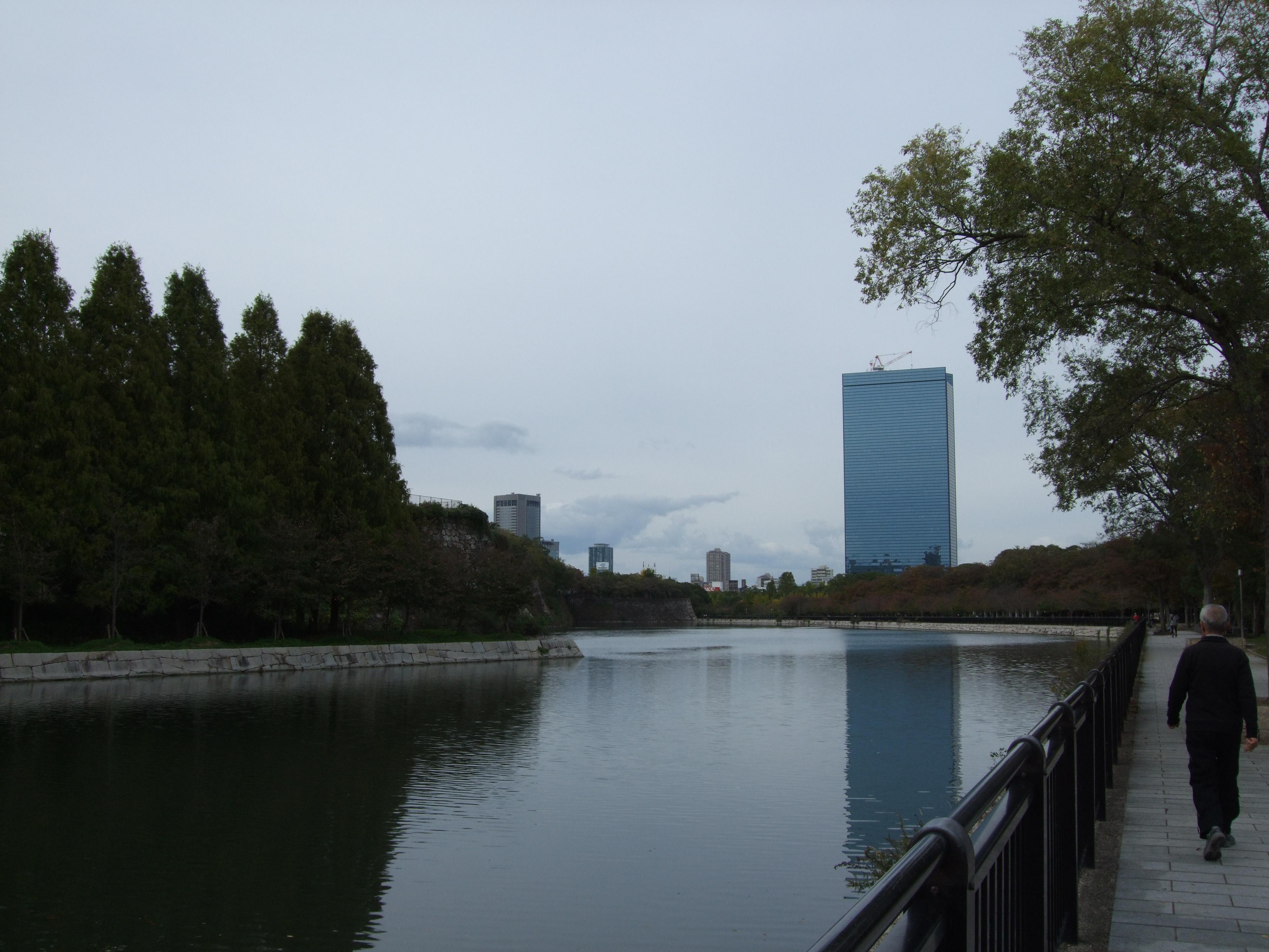 Osakajou kouen - Osakan linnan puisto I