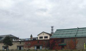 Jotain satunnaisia varastorakennuksia Otarussa. :D