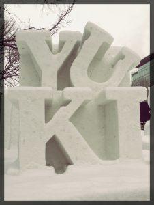 Meta-lumiveistos (yuki tarkoittaa lunta).